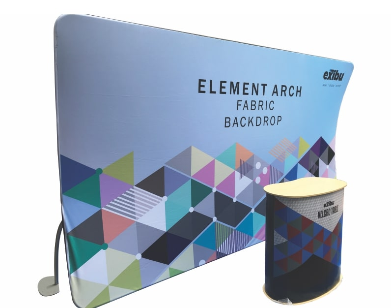 ARCH TENSION FABRIC POP UP