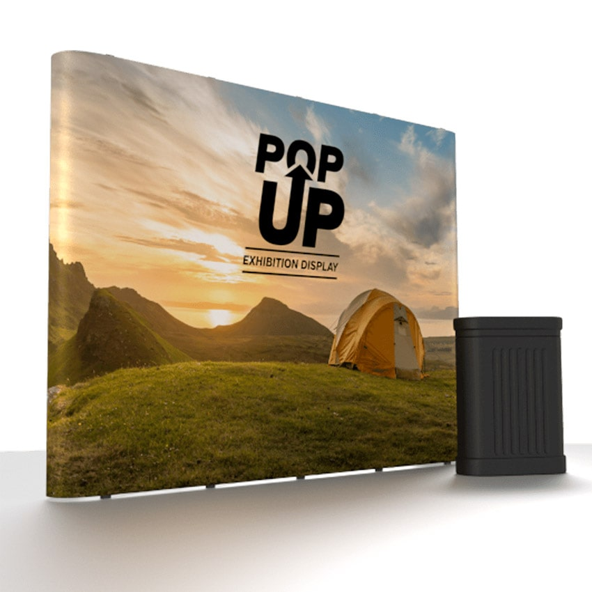 MAGNETIC POP UP STAND