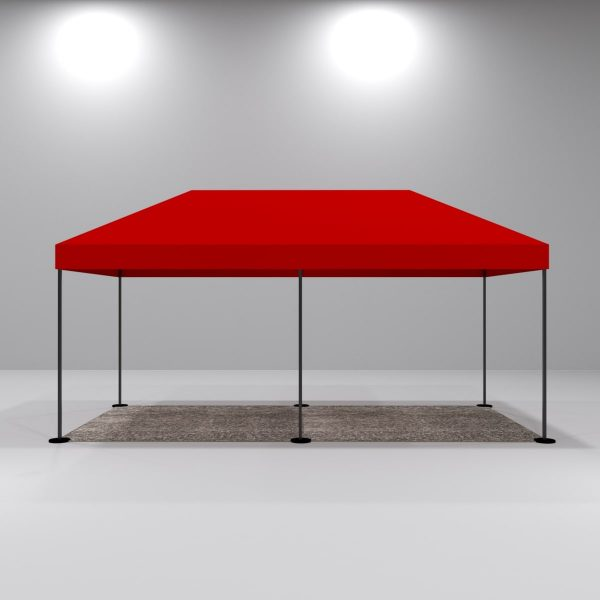 Kit 1 – 3X6 M Unprinted Gazebo