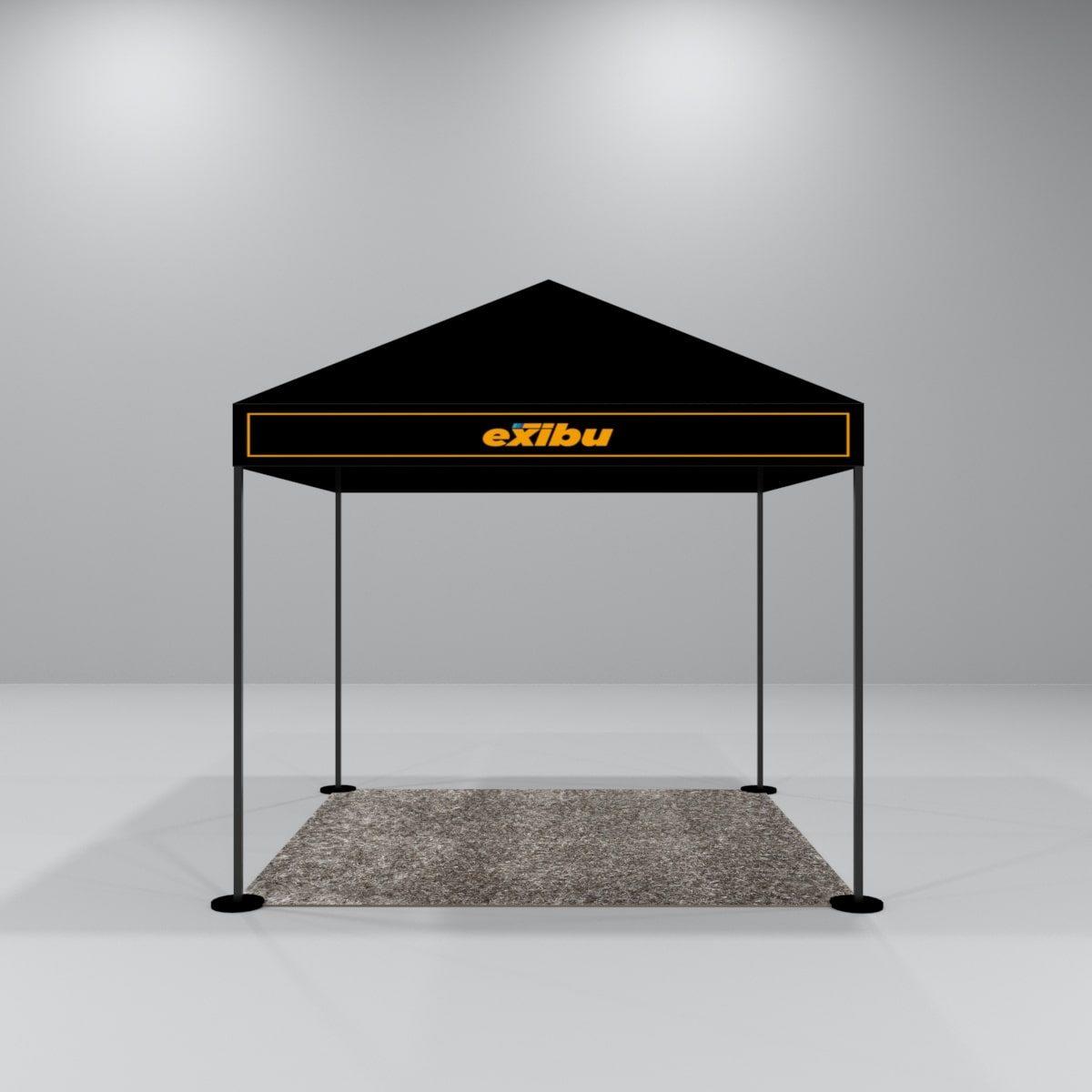 Kit 2 – 3X3 M Gazebo With Facia Printing