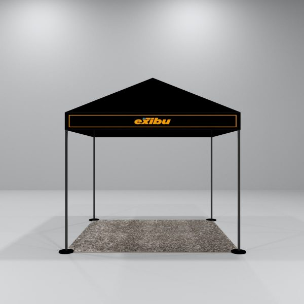 Kit 2 – 3X3 M Gazebo With Facia Printing
