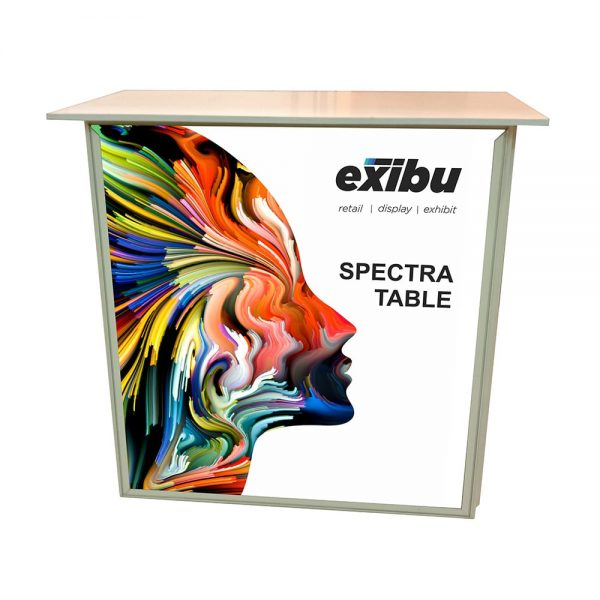 SPECTRA PROMOTIONAL TABLE