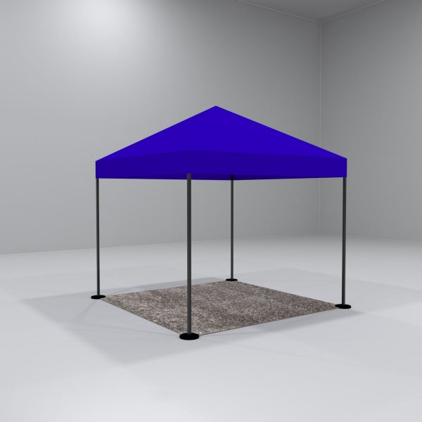 Kit 1 – 3X3 M Unprinted Gazebo